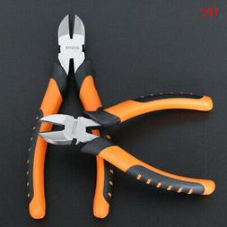 6inch Wire Cutting Pliers Snips Nippers Repair Flush Diagona