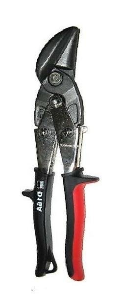 BESSEY Aviation Snips 9 1/2 Inch Cut Straight Right Red DEU