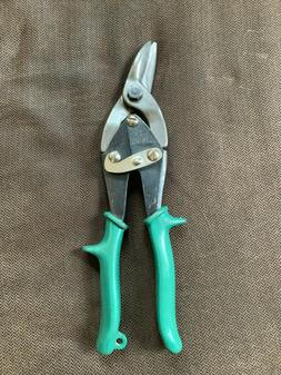 CRAFTSMAN CUTS RIGHT TIN METAL SNIPS 9 42781 GENTLY USED