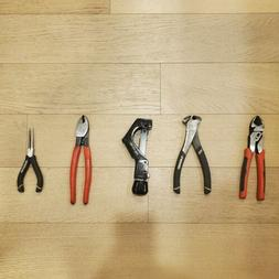 Hand tools wire cutter, pipe cutter, snips and pliers, free