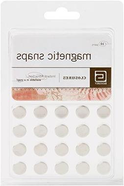 Magnetic Snaps Small  - 10 Per Pack
