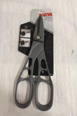 NEW W12L Wiss Curved Or Straight HVAC Snips 12 in. L