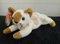 NWT TY Beanie Babies SNIP the Cat 1996 Retired **MINT**