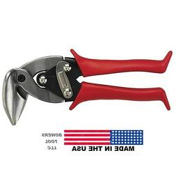 Midwest Upright Aviation Snips Left Cut Right Angle MWT-6900